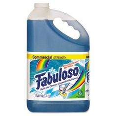 All Purpose Cleaner - Fabuloso ocean cool - Colgate Palmolive, Clean Ocean, All Purpose Cleaners, Appliance Parts, Small Appliances, Air Freshener, The Fresh, Fun To Be One, Biodegradable Products