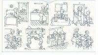 Beacon of Hope Thomas Kinkade Painting Coloring Book Printable Page Thomas Kinkade, Sith, Coloring Books, Coloring Pages, Colouring, Idees Cate, Kinkade Paintings, Universe Images, P51 Mustang