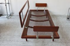 the frame. elegant even when undressed from its pillows. 1960's DANISH SOFA BED PETER HVIDT FRANCE & SONS RETRO /MID-CENTURY | eBay