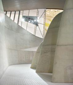 Centro Aquático dos Jogos Olímpicos de Londres 2012 / Zaha Hadid Architects (6)