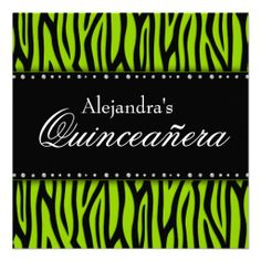 ==> consumer reviews          Lime Green Zebra Diamonds Quinceanera Personalized Invitation           Lime Green Zebra Diamonds Quinceanera Personalized Invitation We have the best promotion for you and if you are interested in the related item or need more information reviews from the x custo...Cleck Hot Deals >>> http://www.zazzle.com/lime_green_zebra_diamonds_quinceanera_invitation-161878565900281778?rf=238627982471231924&zbar=1&tc=terrest