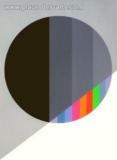 La scoperta della luce (1972) - Serigrafía de Eugenio Carmi
