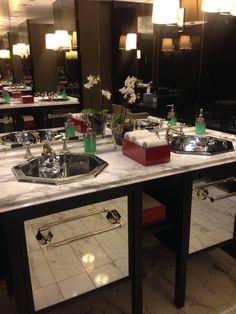 Banheiro do Rosewood Hotel em Londres