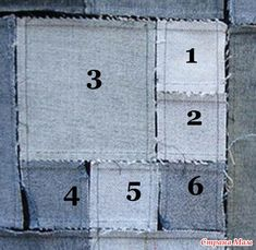 Colchas Quilting, Scrappy Quilts, Quilting Projects, Quilt Size Charts, Quilt Sizes, Denim Quilt Patterns, Quilt Patterns Free, Quilting For Beginners, Beginner Quilting