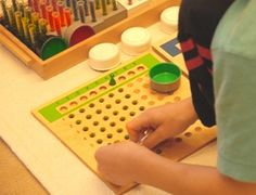 It's Elementary!: Montessori Math: Overlap Between Primary and Elementary Years