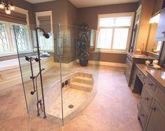 Interesting Shower Design Ideas - 33 Photos 1