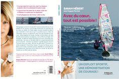 Mon livre «Avec du coeur tout est possible» est disponible en librairie! - Sarah Hebert