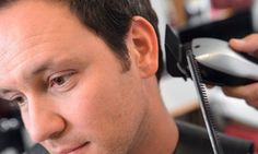 Groupon - Men's Haircuts and Massages at Head Quarters Men's Haircuts (Up to 62% Off). Four Options Available. in Multiple Locations. Groupon deal price: $12