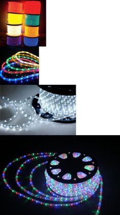 String lights fairy lights 116022 led rope light 1 2 thick pre string lights fairy lights 116022 led rope light 1 2 thick pre assembled christmas lighting 10 25 50 100 150 buy it now only 6299 on ebay aloadofball