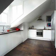 Küchen Küchenideen Küchengeräte Wohnideen Möbel Dekoration Decoration Living Idea Interiors home kitchen - Weiß minimalistische Küche
