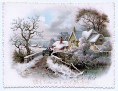 victorian christmas cards - Google Search