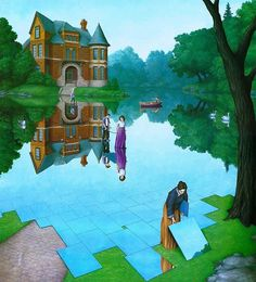 Rob Gonsalves - Still Waters