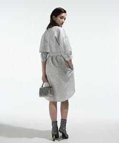 NOISE PRINT DRESS -WOMEN-(ワンピース)|ANREALAGE(アンリアレイジ)のファッション通販 - ZOZOTOWN