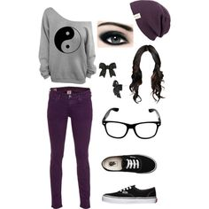 """""""purple rain"""" by find-your-hope on Polyvore"""