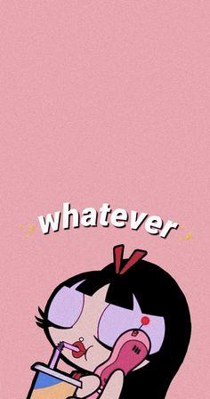 buttercup powerpuffgirls lockscreen wallpaper pink pinkwallpaper aesthetic cartoon whatever 840625086680210111 Pink Wallpaper Cartoon, Powerpuff Girls Wallpaper, Funny Iphone Wallpaper, Mood Wallpaper, Aesthetic Pastel Wallpaper, Cute Cartoon Wallpapers, Aesthetic Wallpapers, Aesthetic Gif, Aesthetic Grunge