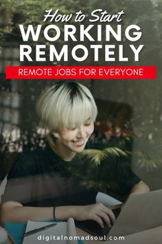If you want to start working remotely so you can make money online, you  need to check out this FREE guide! Here you will learn 6 ways how you  can work online. It will help you find the best remote job for your  skills and needs. Get started today! #remotework #digitalnomad  #stayathomemom #workfromhome Writing Jobs, Writing A Book, Make Money Online, How To Make Money, Lead Page, Career Change, Best Blogs, Entry Level, Digital Nomad
