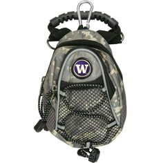 Washington Huskies NCAA Mini Day Pack Camo