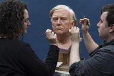 Best photos of the day: Trump effigy to Underdog