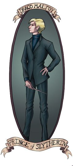 Draco Malfoy is feeling FABULOUS...
