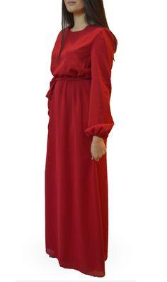 Classic Maxi Modest Maxi Dress, Modest Outfits, Maxi Dresses, Kimono, Cold Shoulder Dress, Classic, Skirts, Clothes, Tops