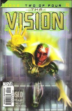 Avengers Icons: The Vision #2 (Nov 2002, Marvel) - VGF