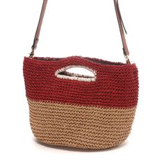 Inspiration only no pattern --bag for sale   cache cache 2WAY crochet bag