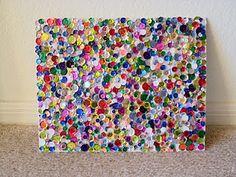 Sequin Wall Art