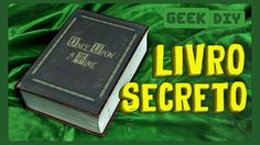 Livro Secreto | Once Upon a Time | DIY Geek