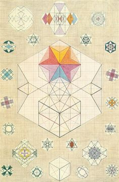 emma kunz / Sacred Geometry <3