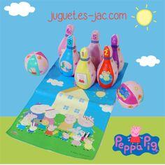 Conjunto de Bolos suaves de la Peppa Pig.