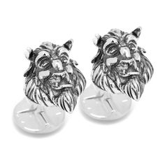 Disney's Beauty and The Beast - Classic Beast Head Cufflinks - Wedding interests Beauty And The Beast Wedding Dresses, Disney Beauty And The Beast, Wedding Beauty, Beauty Beast, Our Wedding, Dream Wedding, Wedding Ideas, Wedding Goals, Wedding Attire