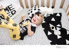 Room Design Reveal: Instagram-Inspired Monochromatic Toddler Room