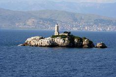 Kaparelli lighthouse [1872 - Peristeres, Greece]
