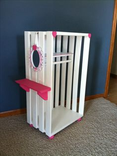 "18"" doll wardrobe. Simple to make.                              …"