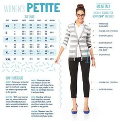 Petite Size Guide YES! I'm and finding clothes that fit perfectly i… – Oil Krit Petite Size Guide YES! I'm and finding clothes that fit perfectly i… Petite Fashion Tips, Petite Outfits, Petite Dresses, Fashion Advice, Cute Outfits, Petite Clothes, Curvy Petite Fashion, Fashion Bloggers, Fashion Brands