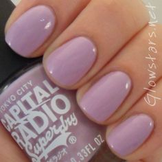 Gorgeous nail colour - great for spring or autumn.