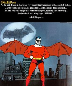 Uh...   #Batman?