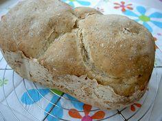 Mon meilleur pain sans gluten � la map