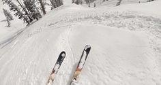 a fun ski that carves on hard snow http://mtnweekly.com/reviews/ski-review/rmu-cmr-ski-review