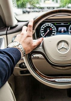 Luxury is all about the vision. Might as well enjoy the ride to the fullest—naturally, in your Mercedes-Benz.