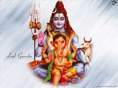 Did Ganesha have a father?The answer lies in how Ganesha was born,beheaded and then reborn.Know all about Ganesha,his family,characteristics and philosophy and transform your life at The Ganesha Experience. Om Namah Shivaya, Om Gam Ganapataye Namaha, Lord Shiva Hd Wallpaper, Ganesh Wallpaper, Ganesh Chaturthi Images, Happy Ganesh Chaturthi, Lord Shiva Hd Images, Ganesh Images, Durga Images