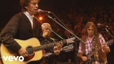 Bob Dylan and friends performing My Back Pages (From the 30th Anniversary Concert). 1993