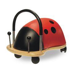 ウィリーバグ てんとう虫 S 13440yen 可愛いてんとう虫の子供用乗り物