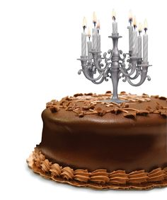 Look at this Cake Candelabra on #zulily today!