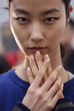 Fall 2015 Nail Art Trends - Backstage Beauty