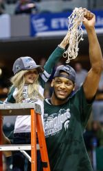 Michigan State basketball lost one of its great supporters late Tuesday night (April 8), when Lacey Holsworth passed away after a courageous battle with cancer.