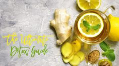 The Ultimate Detox Guide: What is the Best Detox Diet for You? Best Detox Diet, Detox Tea Diet, Detox Drinks, Home Remedy For Cough, Cough Remedies, Herbal Remedies, Easy Detox, Healthy Detox, Healthy Smoothies
