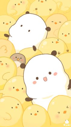 Check out this awesome collection of Kawaii Bear wallpapers, with 54 Kawaii Bear wallpaper pictures for your desktop, phone or tablet. Cute Girl Wallpaper, Bear Wallpaper, Kawaii Wallpaper, Rilakkuma Wallpaper, Kawaii Chibi, Kawaii Art, Anime Chibi, Panda Wallpapers, Cute Cartoon Wallpapers