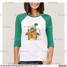 St. Patrick's Day Chug Life T-Shirt