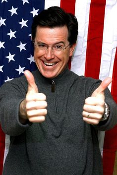 "As Mr. Colbert prepares for his last ""Colbert Report"" on Comedy Central, a summing-up of facts, numbers and spin."